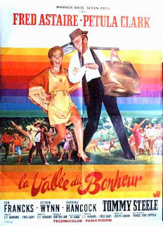 Finian's Rainbow French Poster