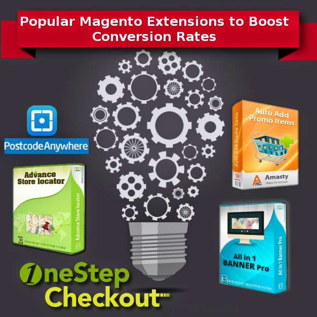 5 Popular Magento Extensions to Boost Conversion Rates