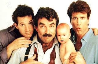 ... do Três Homens e um bebé