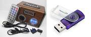 . uma caixa de som portátil e um pendrive de 2GB; no ensaio da quadrilha, .