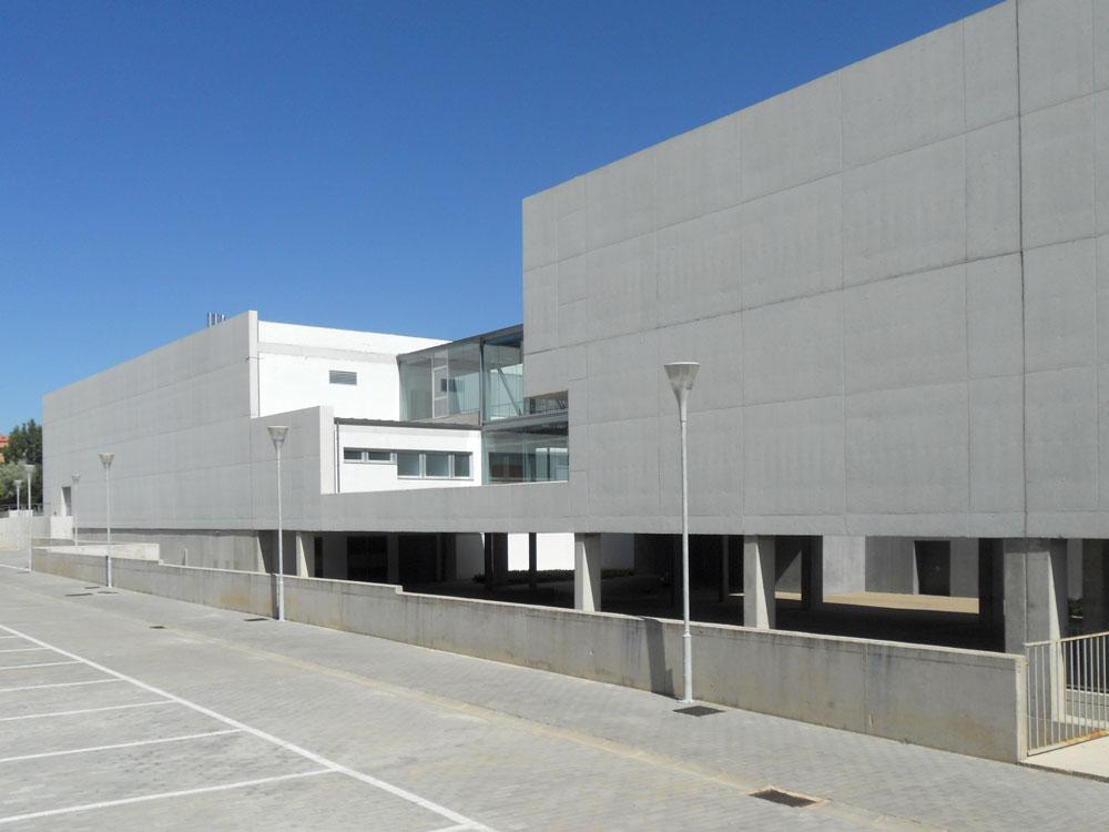 Nuevas arquitecturas conservatorio de m sica y danza for Conservatorio de musica