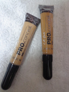 La Girl Pro Concealer Review