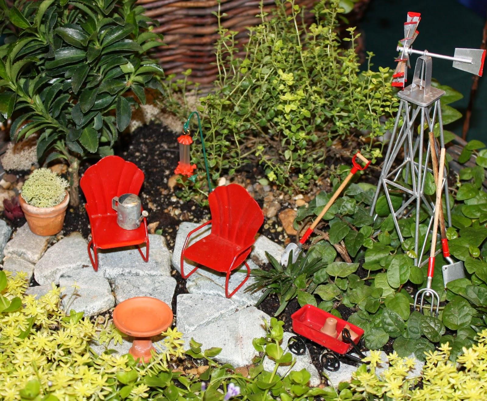 Garden Thyme with the Creative Gardener Creative Fairy