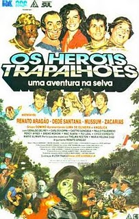 Os Heris Trapalhes Em Uma Aventura na Selva