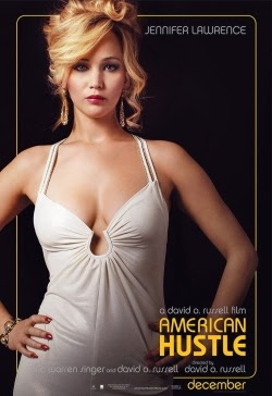 Jennifer Lawrence won the Golden Globe for Best Supporting Actress for David O. Russell's AMERICAN HUSTLE, which also won Best Actress Comedy or Musical (Amy Adams) and Best Motion Picture Comedy or Musical