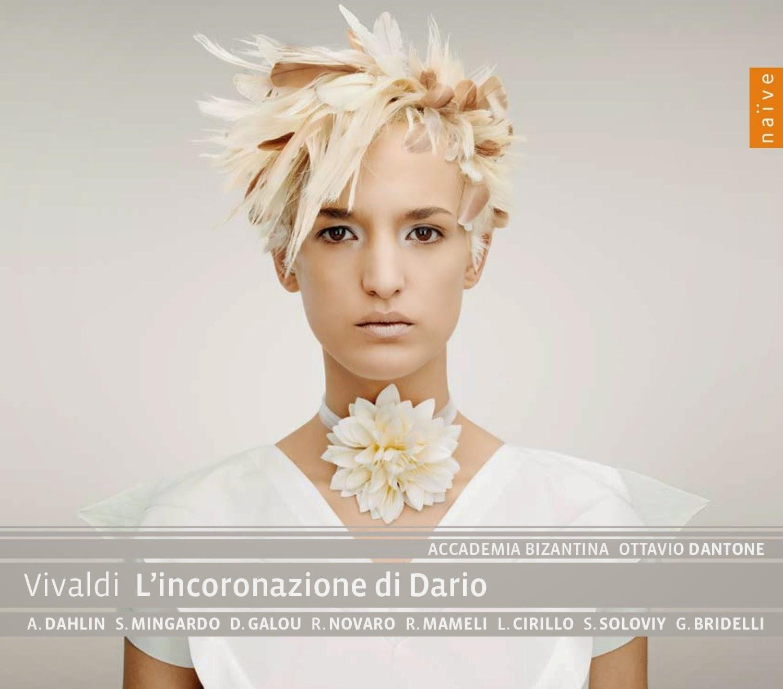 Vivaldi - L'Incoronazione di Dario - naive OP 30553