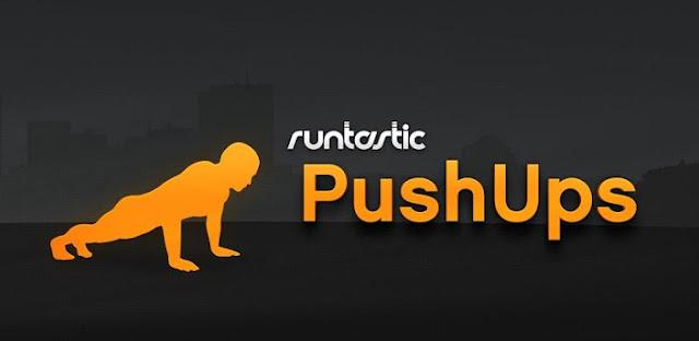 Runtastic Push-Ups Workout PRO v1.9 Apk Miki