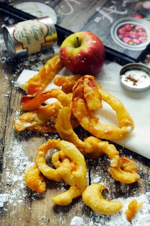 Tout manger ! Vraiment tout ? On commence par les épluchures de pommes en beignets !