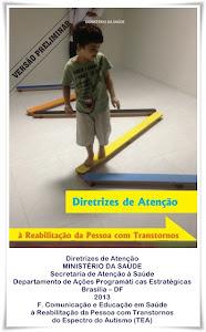 Diretrizes de Atenção á reabilitação da Pessoa com TEA (Ministério da Saúde)