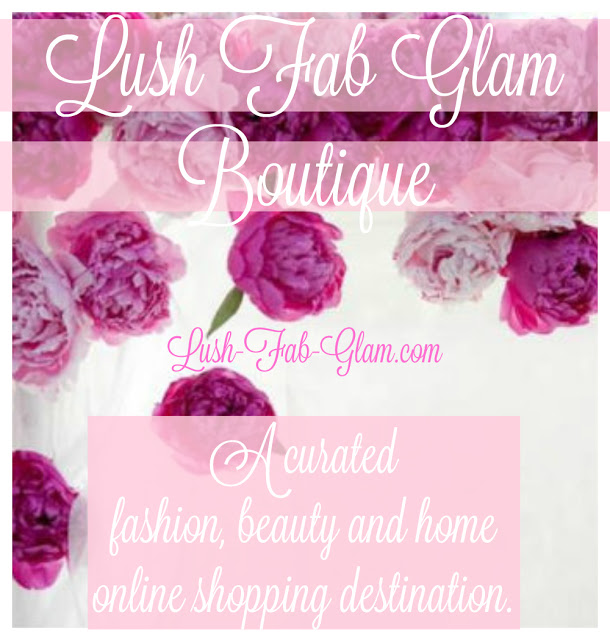 What's New: The Lush Fab Glam Boutique has officially launched!