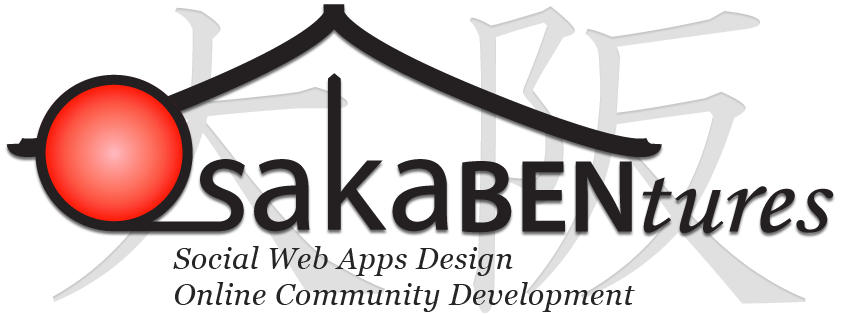 OsakaBentures Social Web Apps &amp; Community Development