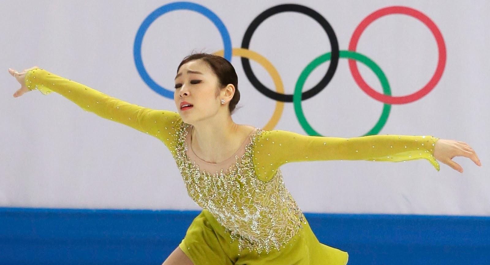 Yuna Kim, olympics, figure skating