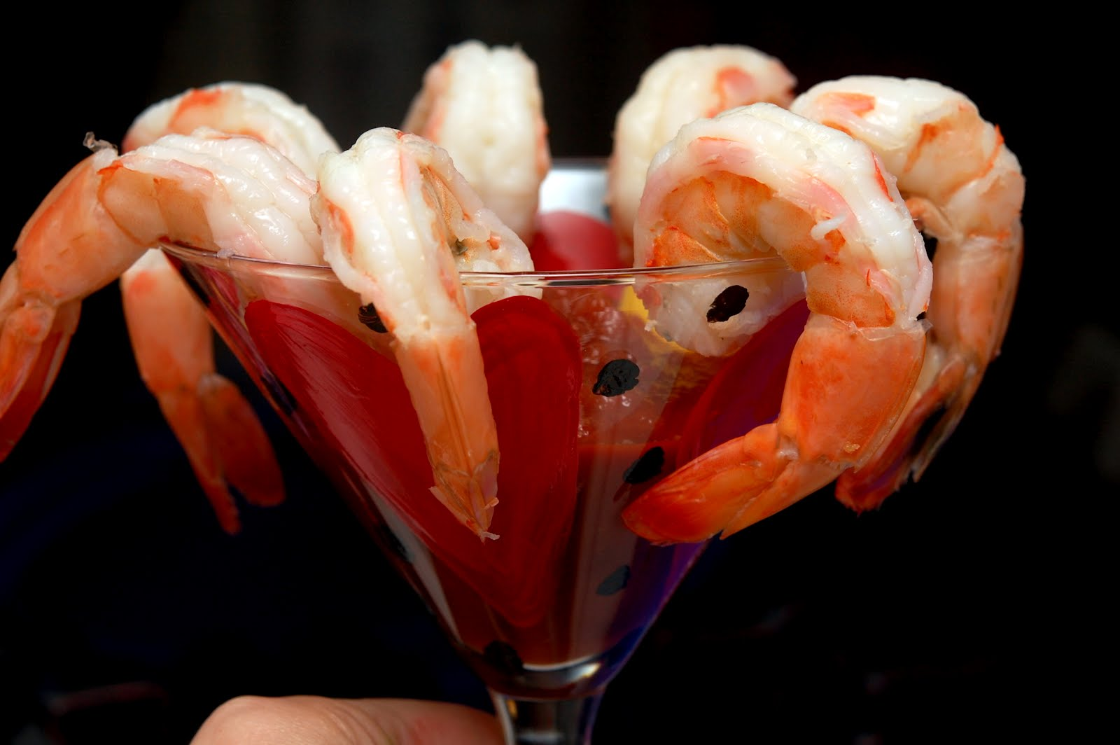 GLUTEN FREE HUGS & COOKIES XO: SHRIMP COCKTAIL!!!!!