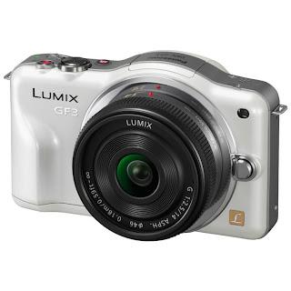Panasonic Lumix DMC-GF3CGC