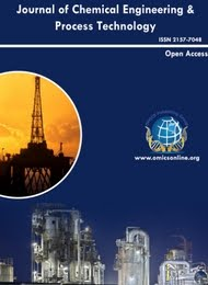 Journal of Chemical Engineering & Process Technology