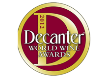 Premios Decanter WWA 2012
