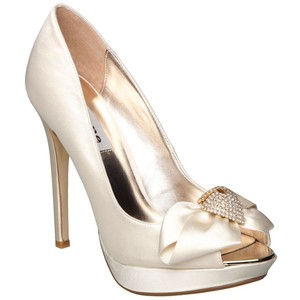 Some Various Ivory Bridal Shoes Ladies Wedges Gallery