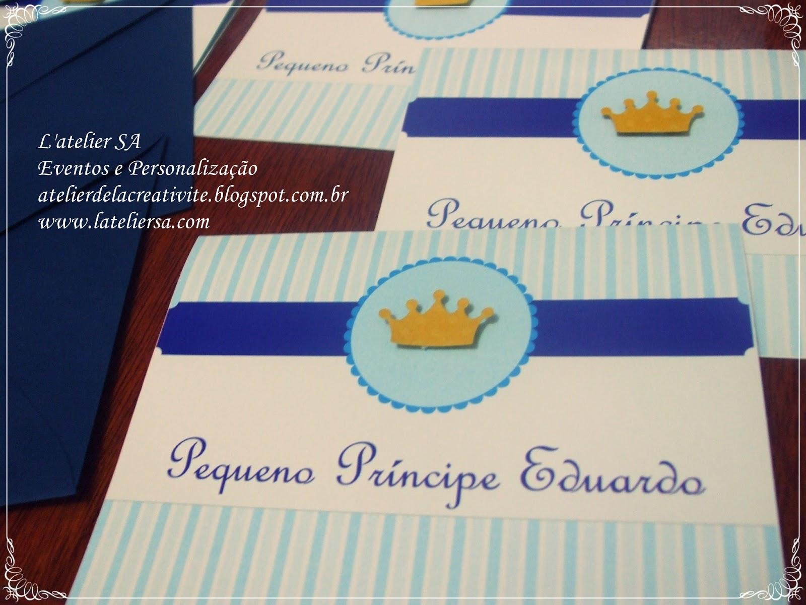 Convites Para Aniversario De 1 Ano Pequeno Principe Convite