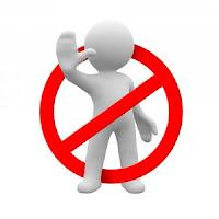 10 hal yang tidak boleh dilakukan oleh Blogger