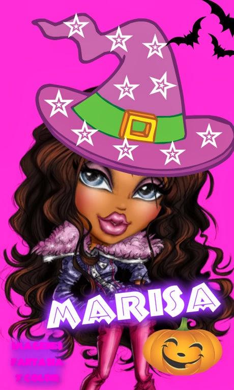 imagenes, fantasia y color: Brujita: MARISA (37 IMAGENES DE ...