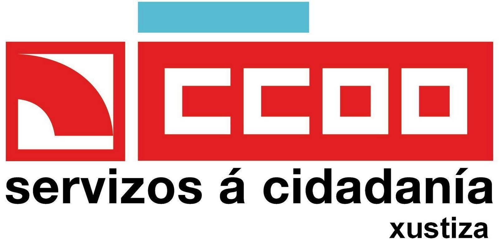 CCOO de Xustiza: febrero 2011