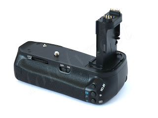 Batterigrepp motsvarande Canon BG-E13 för Canon EOS 6D