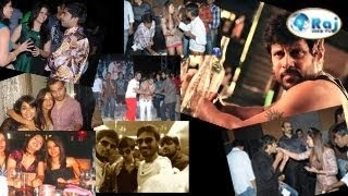 Young Hero Drunken Galatta At Private Party