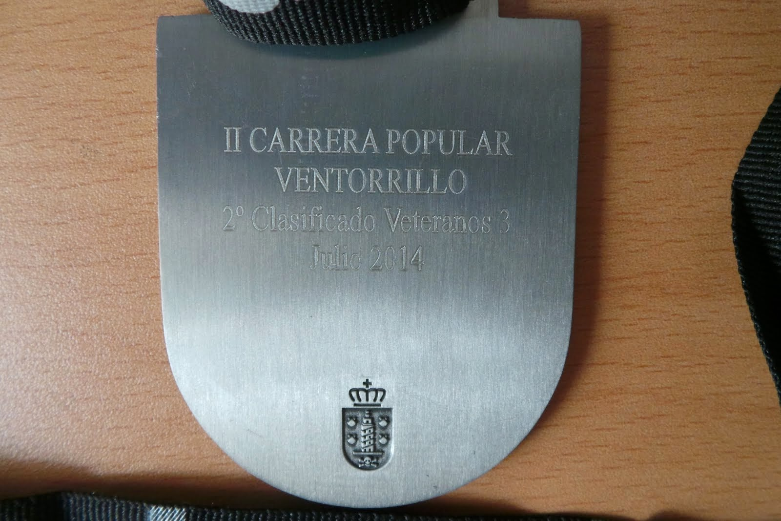 Ventorrillo 2014 (2º cat)