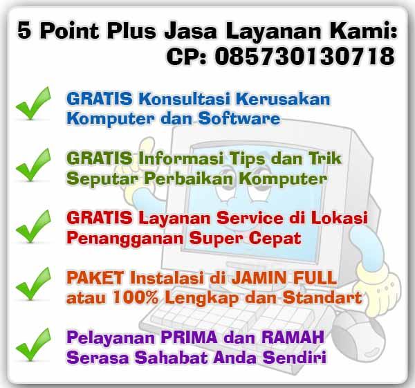 Jasa Teknisi Service Komputer Panggilan di Malang - Jasa Layanan Service Komputer Malang adalah sebuah inovasi yang kita berikan untuk melayani service komputer di Malang