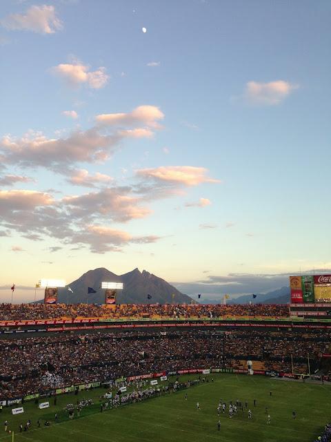 Monterrey y sus atardeceres
