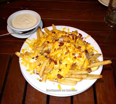 Outback Steakhouse: Aussie Cheese Fries