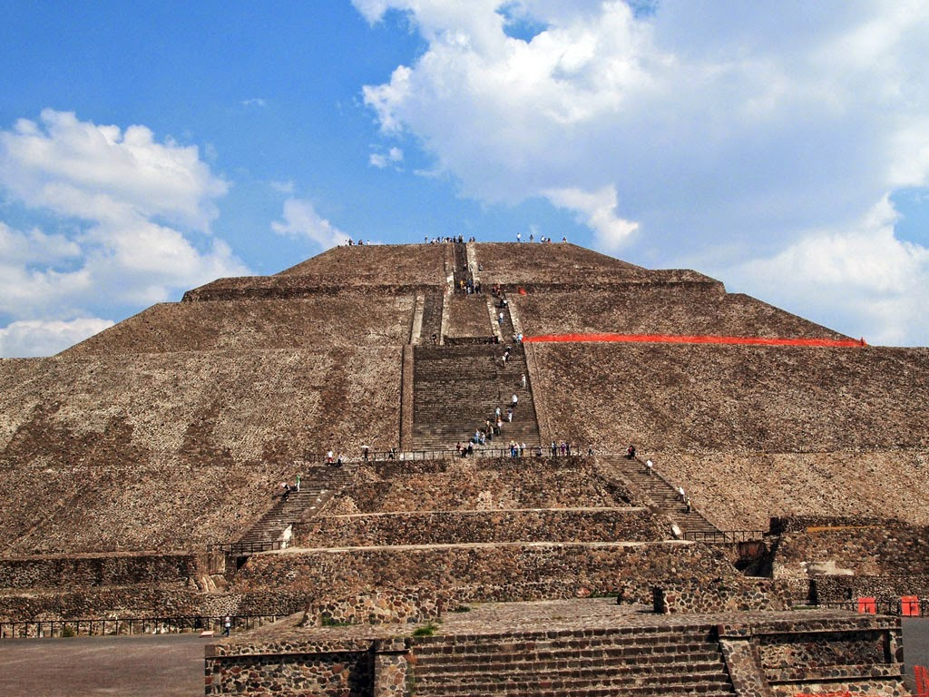 how to get to teotihuacan pyramids from mexico city