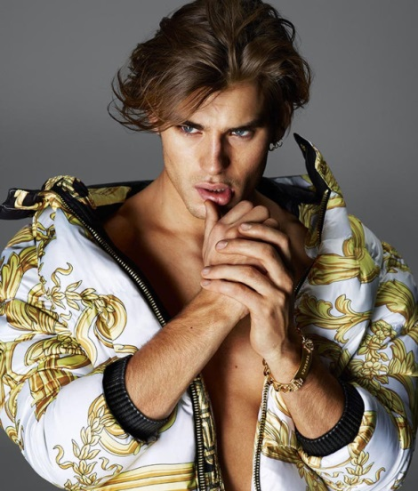 Versace Fall 2013 Campaign by Mert & Marcus