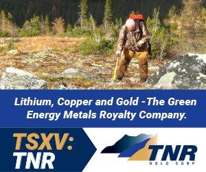 TNR Gold Corp.
