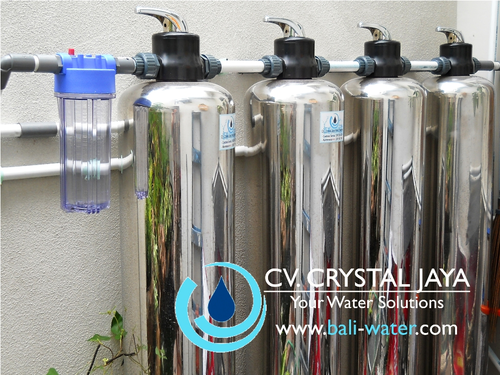 Water Filter Penjernih Air di Bali