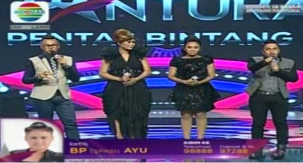 Peserta Bintang Pantura yang Turun Panggung Tgl 27 Mei 2015 - Babak 16 Besar Bintang Pantura
