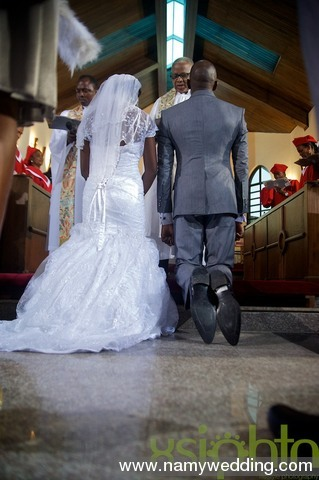 Pictures From Obiwon's Church Wedding & Reception. 6