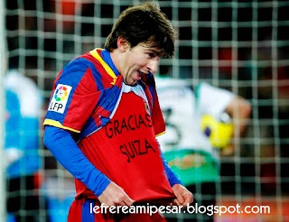 Messi, La Liga, Dios