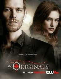 Assistir The Originals 1 Temporada Online Dublado e Legendado