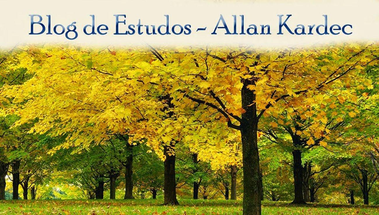 Blog de Estudos - Allan Kardec