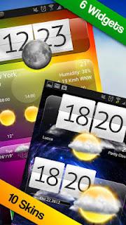 Download Premium Widgets & Weather 2.0
