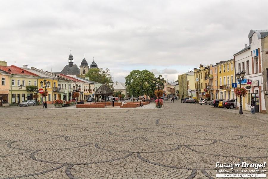 Główny plac w Chełmie