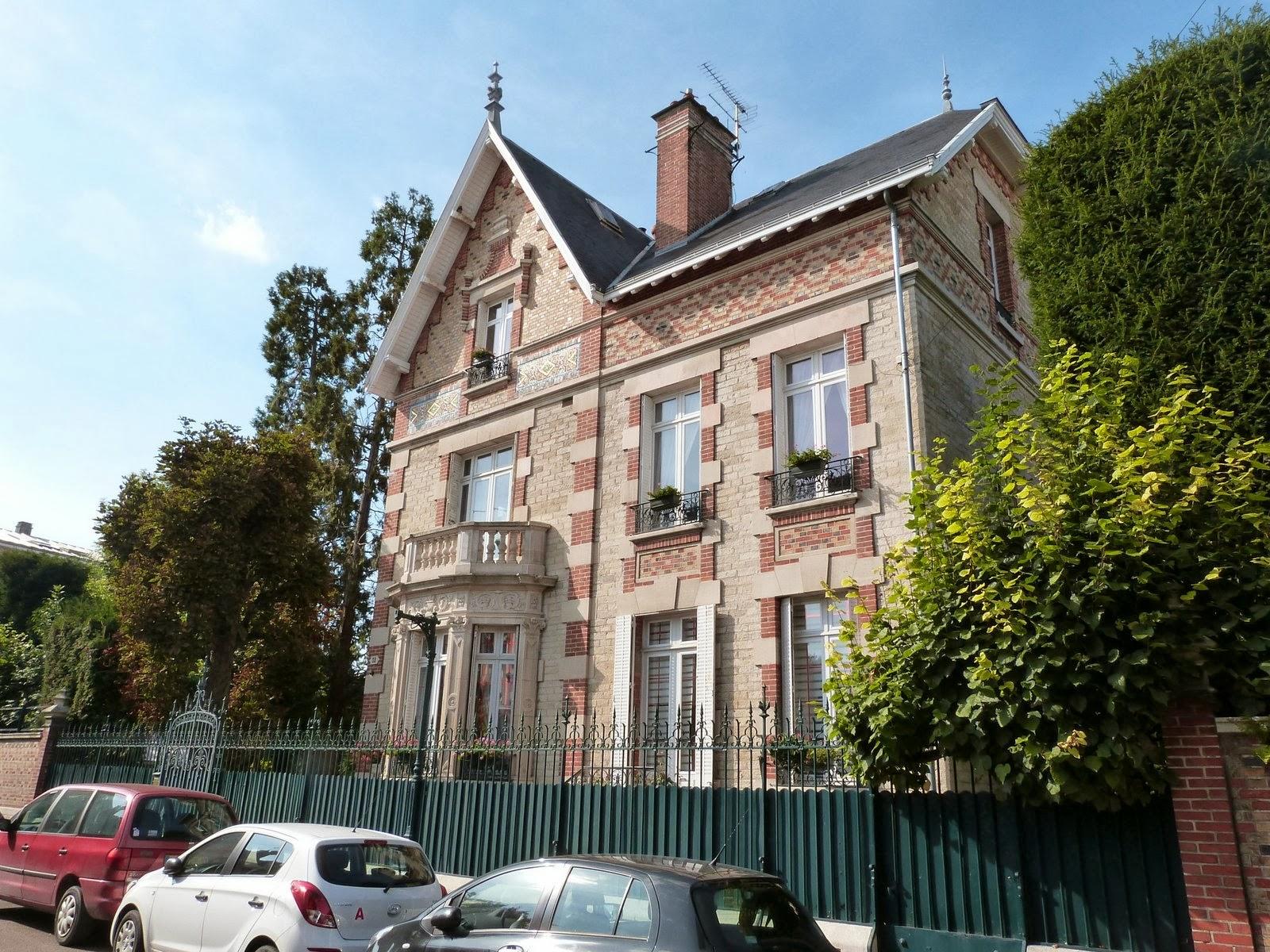 Troyes en champagne l andre malarmey 1840 1918 for Architecte aube