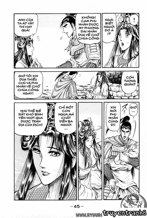 Chú bé rồng-Ryuuroden chap 24 Trang 46 - Mangak.info