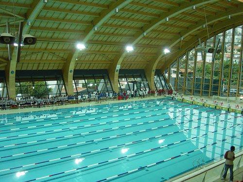 Beba gua comunicado idram piscina ol mpica da penteada for Piscina 50 metros barcelona