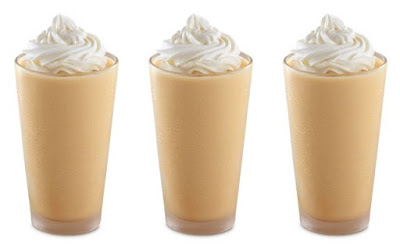 ... onslaught with the launch of their new Pumpkin Cheesecake Shake