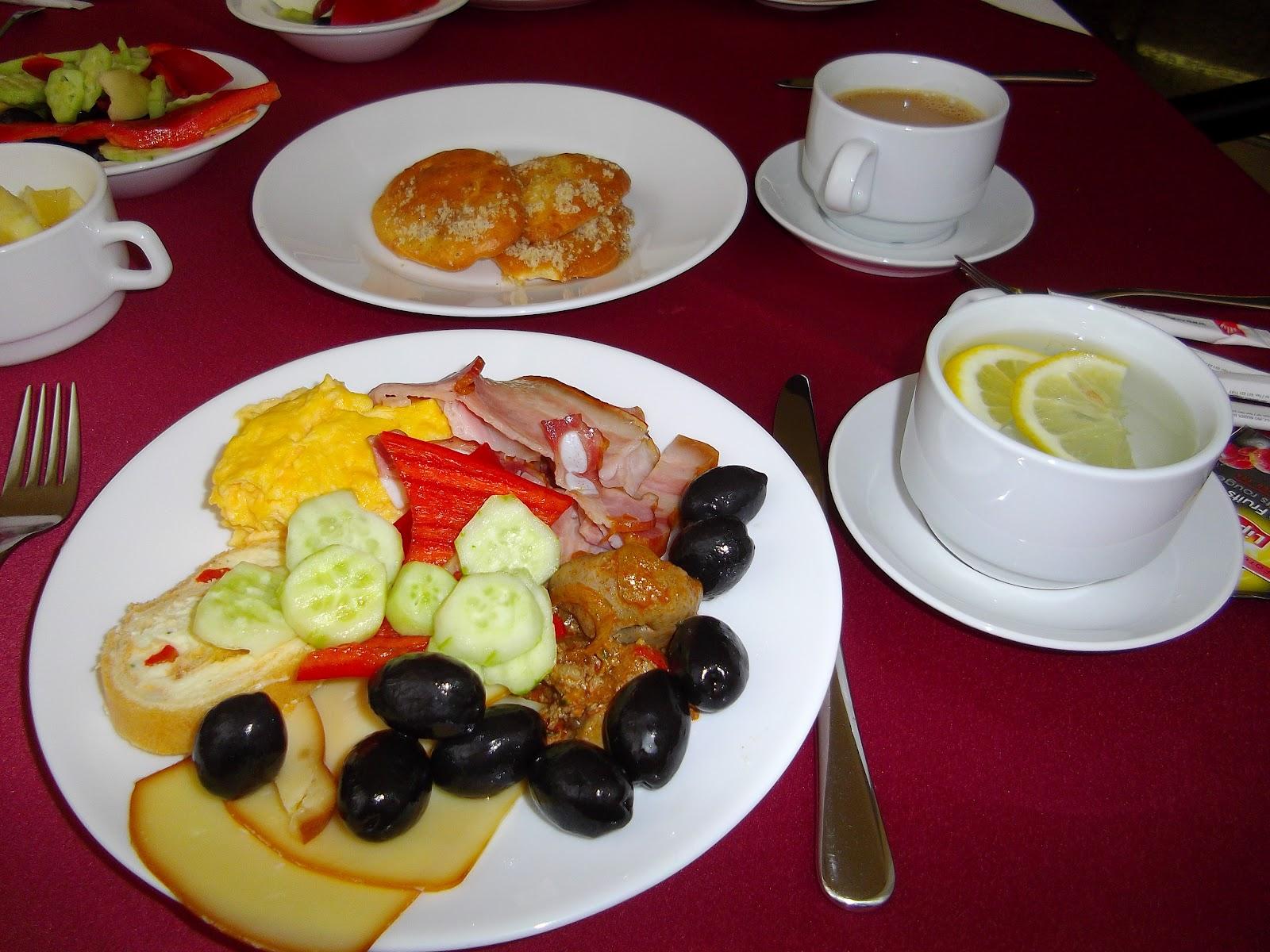 Hotel review - Hotel Germisara, Geoagiu Bai, Romania /by ...