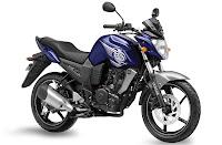 2013 Yamaha FZS Tempest Blue