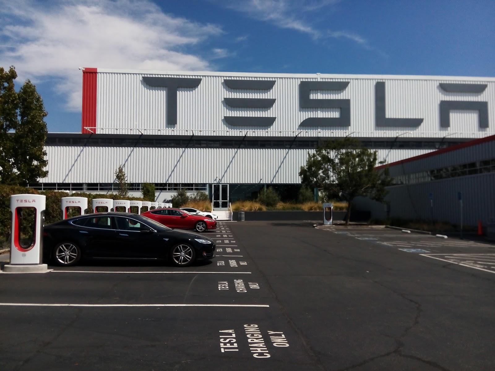 Tesla Fremont Location Tesla Free Engine Image For User