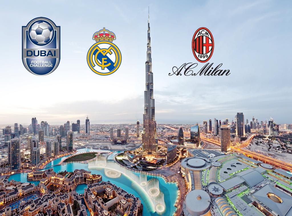 """""""Milan"""" ở Dubai"""